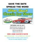 Car Show Poster 2017