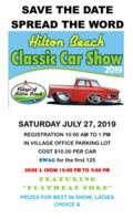 Car Show Poster 2019