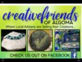 creative friends of algoma add