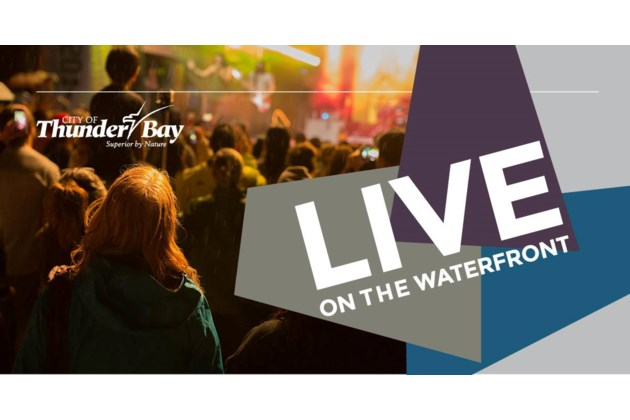 Image result for live on the waterfront thunder bay