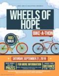 Wheels of Hope Poster 2019