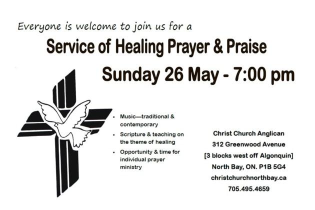 2019 May Healing Service pic