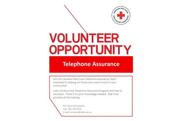 telephone assurance volunteers wanted. Black Bedroom Furniture Sets. Home Design Ideas