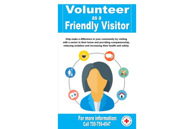 Friendly Visitor Poster2