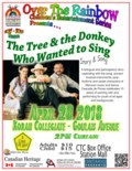 The Tree and the Donkey poster