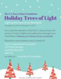 External Trees of Light FINAL poster