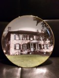 Old Stone House plate