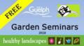 Garden Seminars 2018