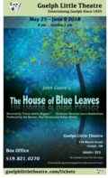 House of Blue Leaves finalposter Mar 24, 2018