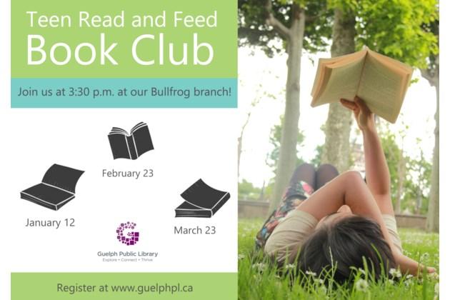 Teen ReadAndFeed Jan-March