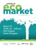eMERGE EcoMarket 2019 Final poster