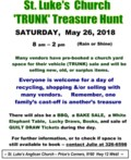 2 Spring Treasure PROMO  Flyer  May 2018