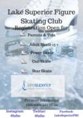 Lake Superior Figure Skating Club - Tentative