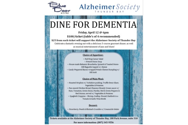 Dine for Dementia