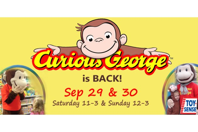 Curious George 2018  banner