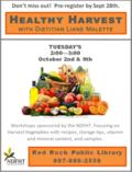 HealthyHarvestPoster