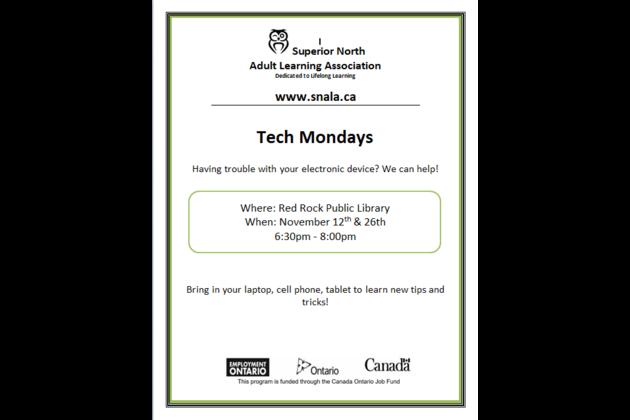Tech Mondays