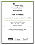 Tech Monday May