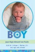 It's a boy - Jayce