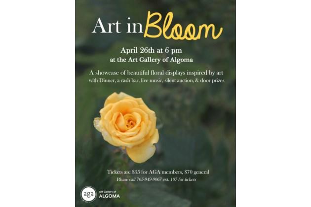 Art in Bloom 2019 Poster