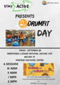 DrumFit Day With cathys edits
