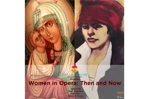 Women in Opera FB Ad
