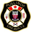 Logo - Puslinch Fire and Rescue Services