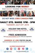 Sault Ste Marie, July 23