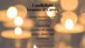 Candlelight Lessons & Carols 2018 FB Event Cover