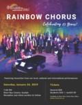 Rainbow Concert Poster