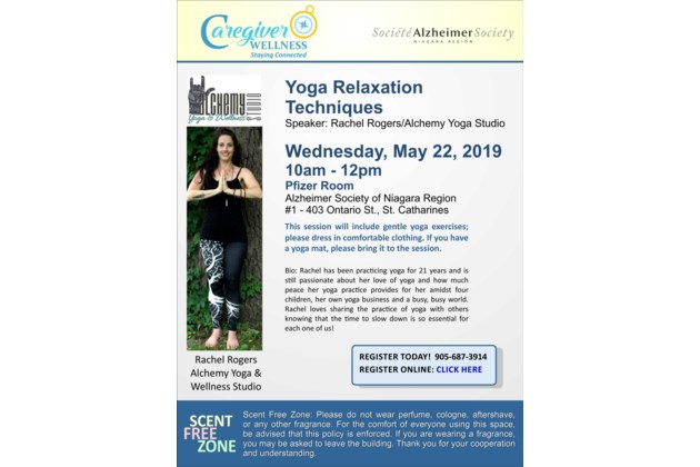 Caregiver Wellness Yoga Relaxation Techniques FINAL
