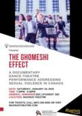 ghomeshi effect
