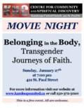 Global Movie night Jan 2019
