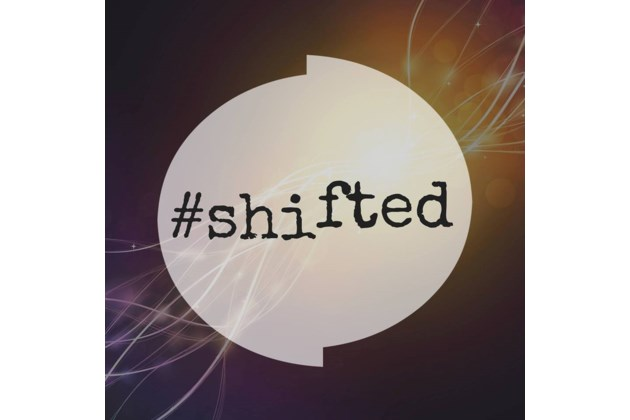 Shifted Color Logo