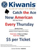 Catch the Ace Poster2