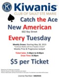 Catch the Ace Poster