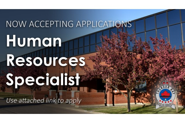 Human Resources Specialist - NOW HIRING