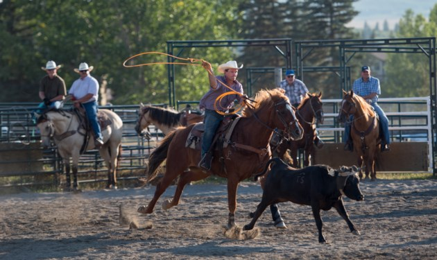 35th Annual Calgary Police Rodeo YM 4