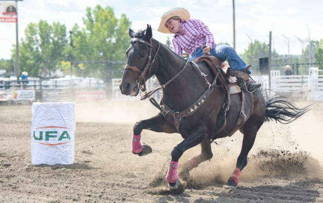 52nd Annual Labour Day Rodeo YM 2