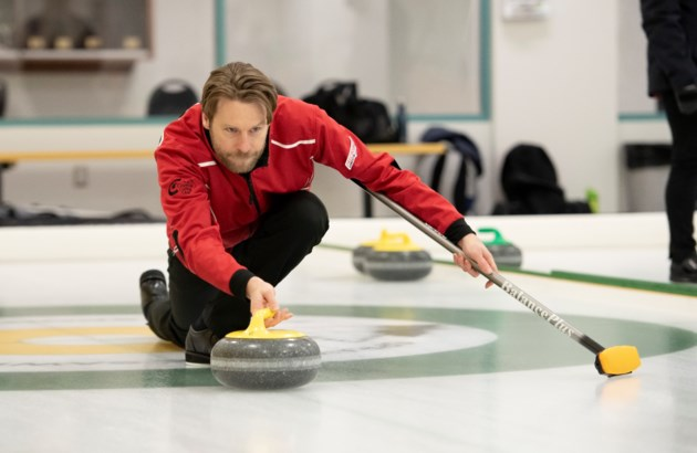 City Manager's Curling Club Championship YM 3