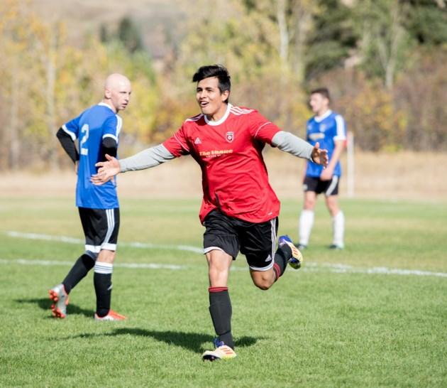 Cochrane Cup Men's Open Cochrane Rangers Vs. Banff FC YM 1