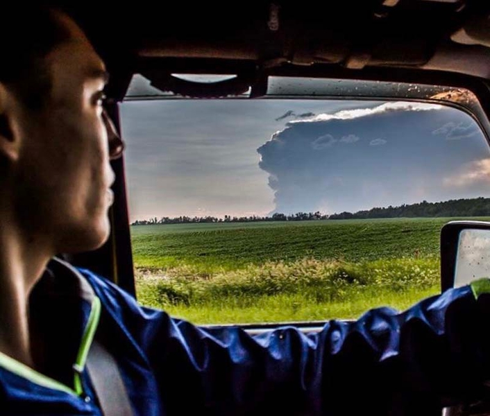 Cochrane storm chaser ready for season - CochraneToday ca