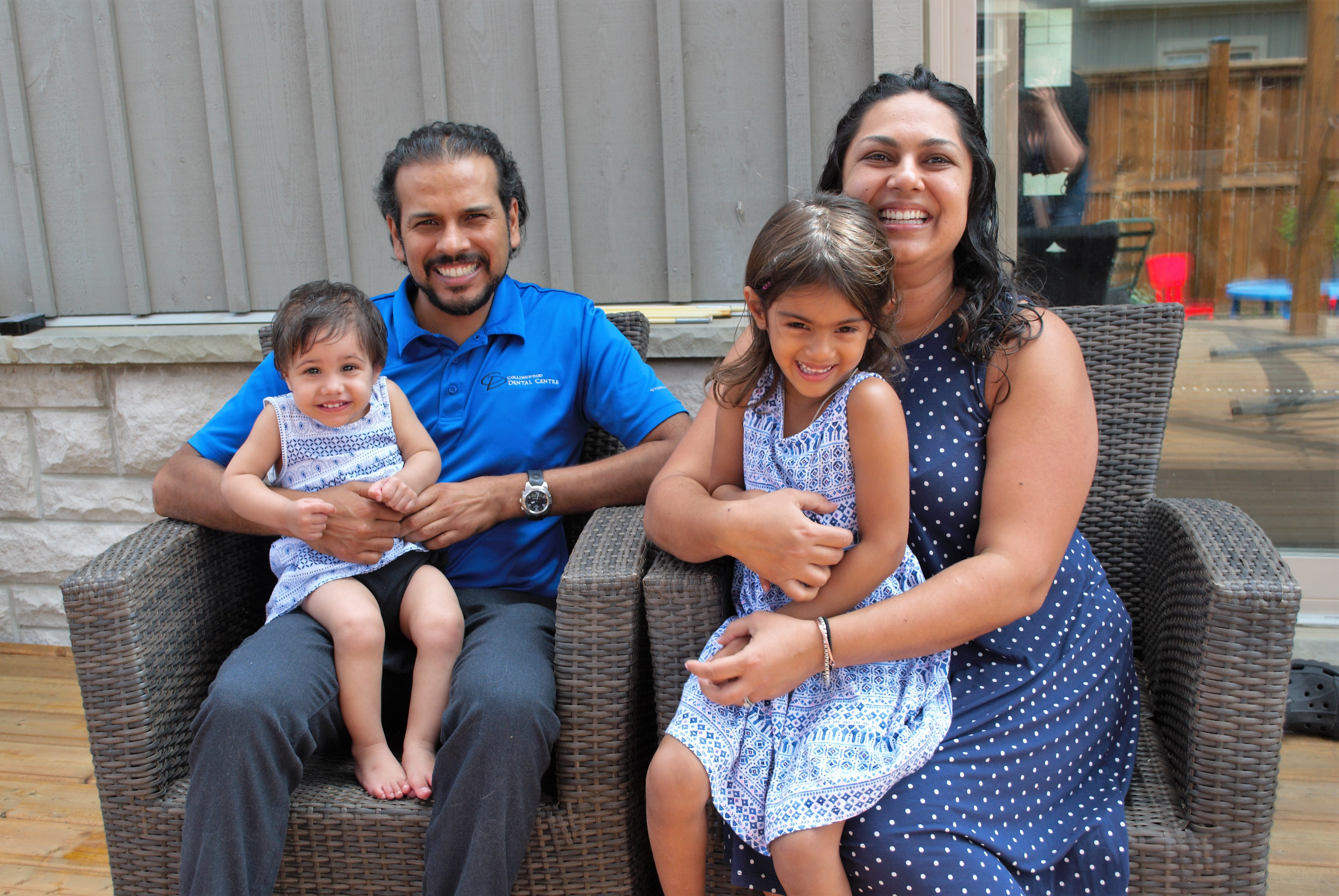 BEYOND LOCAL: Canadian family spends seven years trying to adopt a child from India