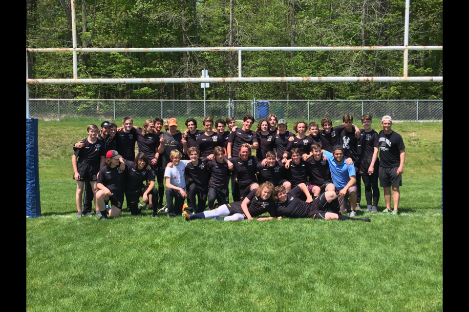 The CCI Junior Boys' rugby team is hosting the GBSSA championships on Friday at Harbourview Park. Contributed Photo