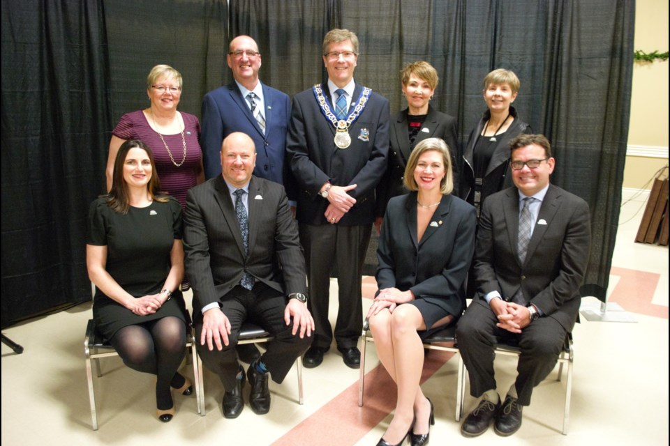 The 2018-2022 Collingwood Council. Jessica Owen/CollingwoodToday
