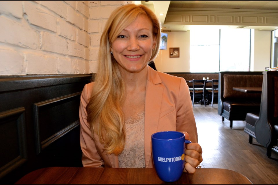 Investment advisor Janet Dawes wants to help people find economic freedom. Troy Bridgeman for GuelphToday.com