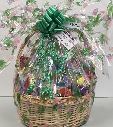 #40 Tasty Treat Gift Basket ($75 value)