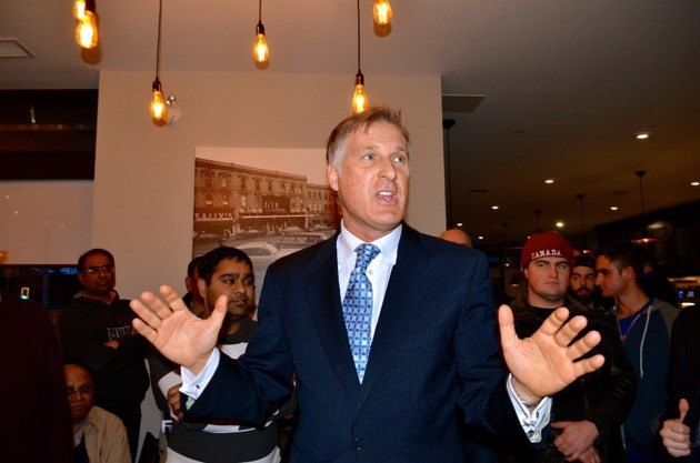 Maxime Bernier event still planned for Friday; now in a secret location