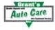 Grant's Auto Care