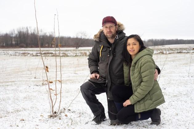 20181128 Kathleen Galias and Patrick Hazen KA